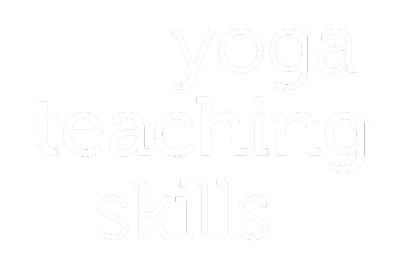 Yoga teaching skills